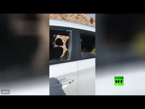 شاهد مقتل 3 فلسطينيين برصاص مجهولين شمال شرقي بيت لحم