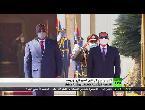 شاهدتأييد مصري للمقترح السوداني حول سد النهضة