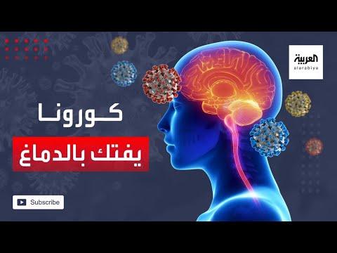 دراسة حديثة تكشف أن كورونا قادر على الفتك بشكل مميت بخلايا الدماغ