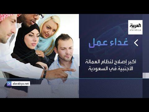 شاهد أكبر إصلاح لنظام العمالة الأجنبية في السعودية